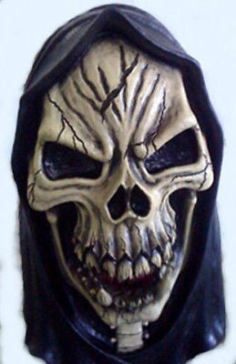 Giant Skull Head 5 ft. Halloween Prop - PICK UP ONLY