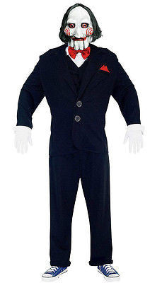 Deluxe Jigsaw Adult Theatrical Costume  - Large 46-48