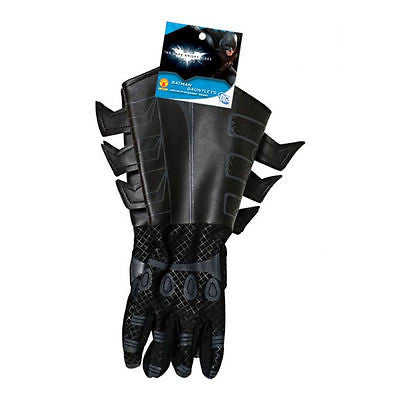 Costume Accessory Gloves Batman The Dark Knight Rises Child Costume Gauntlets Gloves
