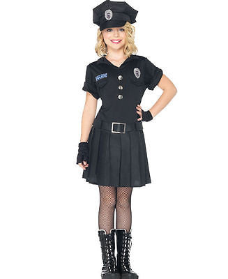 Playtime Police Kids Costume - Enchanted Costumes