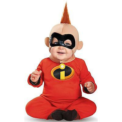Deluxe Baby Jack Jack Costume Baby The Incredibles Halloween Fancy Dress