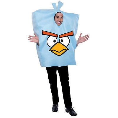 Angry Birds Ice Bird Adult Costume - One Size