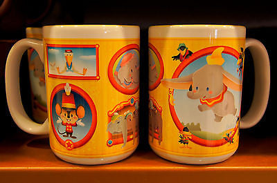 Disney Theme Parks Dumbo Coffee Cup Mug (NEW)