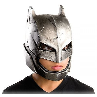 Child Armored BATMAN 3/4 MASK Batman vs Superman Movie Licensed