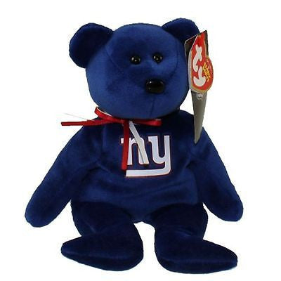 TY NFL NY Giants - 8 in.  - The Beanie Babies Collection 2015