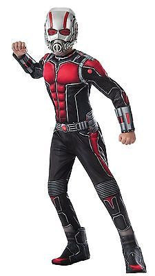 Deluxe Ant-Man Child Costume - Marvel Ant Man Costume - Small