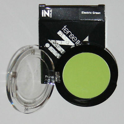 iNtense Pro Pressed Pigments Mehron High Performance Fashion Electric Green