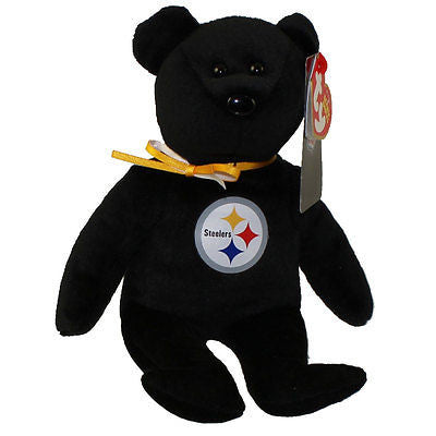 TY NFL Steelers  - 8 in.  - The Beanie Babies Collection 2015