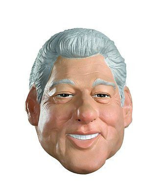 Politically Incorrect  Clinton Mask - Presidential Mask - Democratic