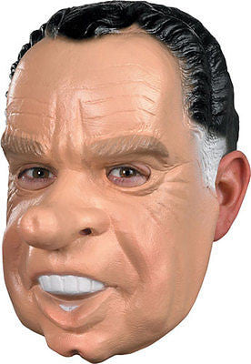 Politically Incorrect Nixon Mask - Presidential Mask - Republican President