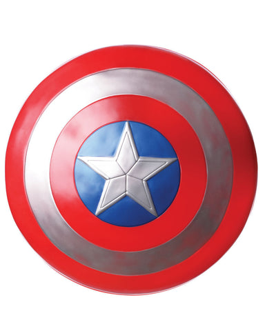 "Child's Marvel Captain America Civil War 12"" Shield Prop Costume Accessory"