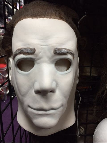 Michael Myers Mask - Camel Hair - Made by PMG - Mike Myers Collectible