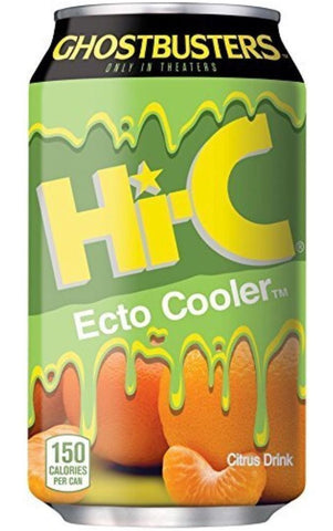 HI-C ECTO COOLER SINGLE COLOR CHANGING CAN GHOSTBUSTERS 2016