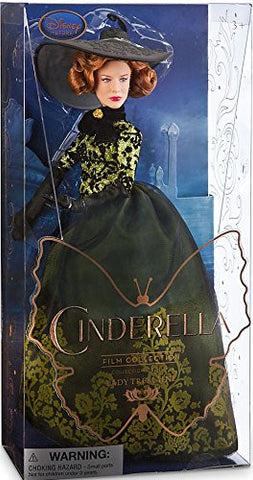 Disney Store Lady Tremaine Film Collection Doll - Cinderella - Live Action