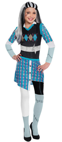 Frankie Stein Girl's Costume - Monster High Frankie Stein Costume
