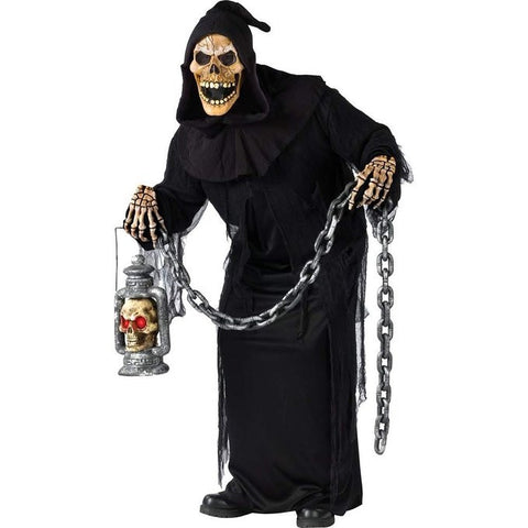 Children's Horror Grave Ghoul Costume