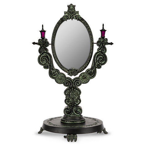 Disney Park Haunted Mansion Mirror
