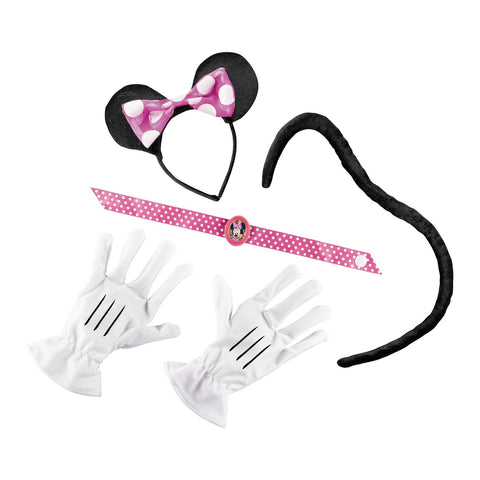 Costume Accessory Disney Minnie Mouse Pink Kit