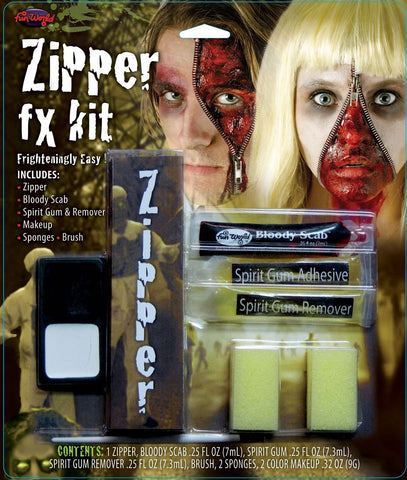 Make Up Kit Zipper FX Kit