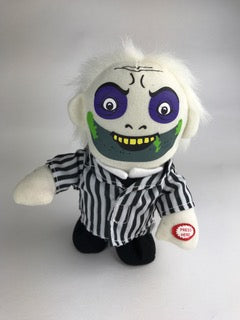 Tiny Terror Animated Beetlejuice Action Figure