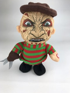 Tiny Terror Animated Freddy Kruger Action Figure