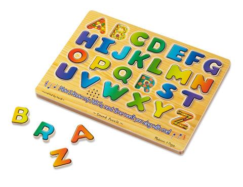 Melissa and Doug Alphabet Sound Puzzle