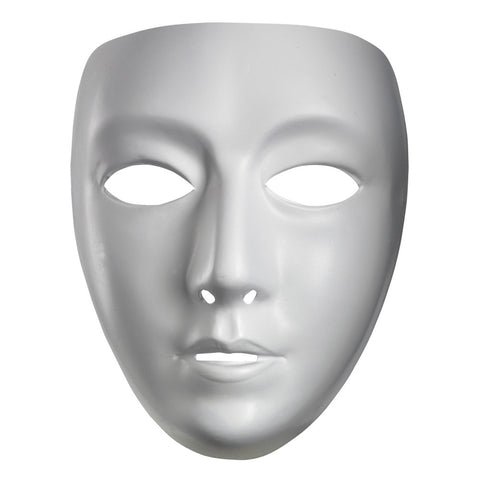 Mask Blank Female Mask Jabbawockeez