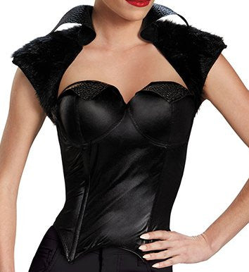 Costume Accessory Corset Maleficent Bustier Corset Costume Accessory
