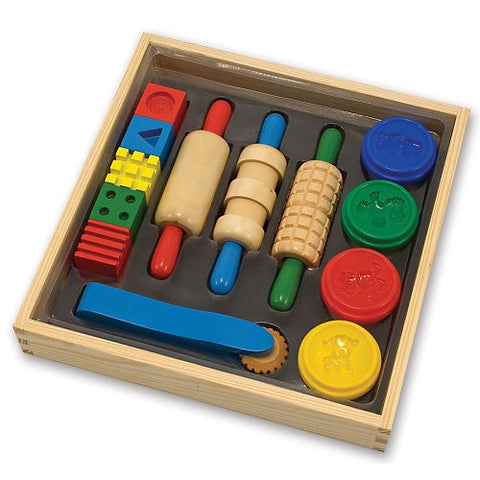 Melissa & Doug® Shape, Model and Mold Play Set