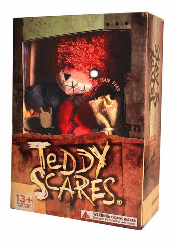 EDWIN MOROSE - LIMITED COLLECTORS EDITION 12IN TEDDY SCARES