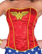 Costume Accessory Corset Wonder Woman Bustier Corset Women's Costume Accessory