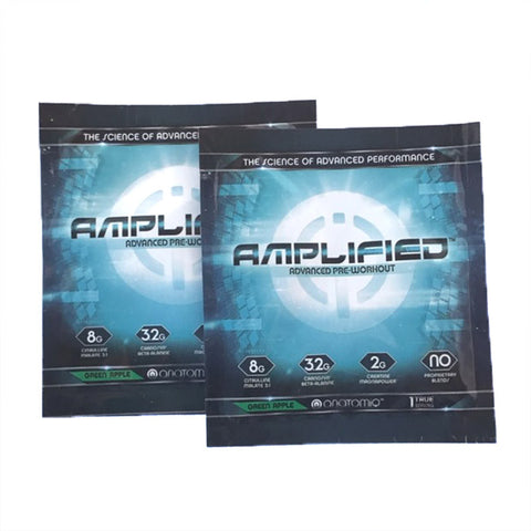 Promo Amplified Sample - Green Apple