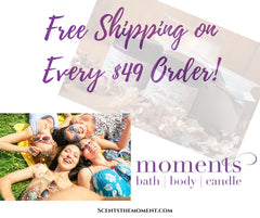 Free Shipping on Orders of $49