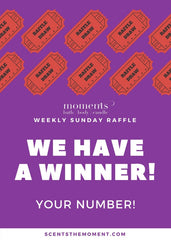 SUnday Raffle Tickets