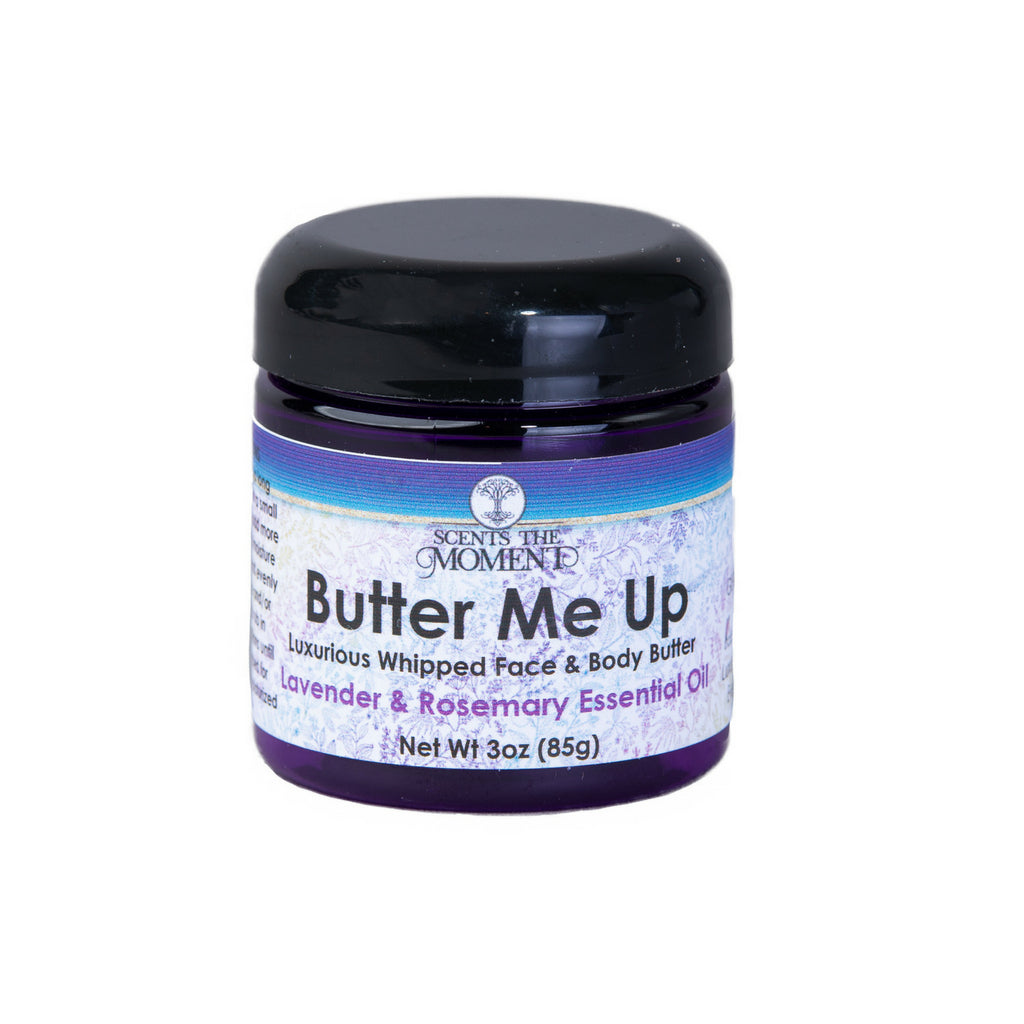 Butter Me Up All Natural Face and Body Butter