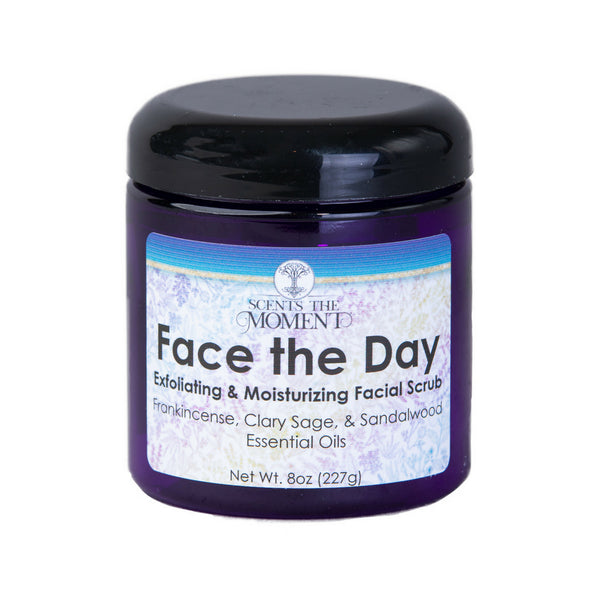 Face the Day Sugar Face Scrub