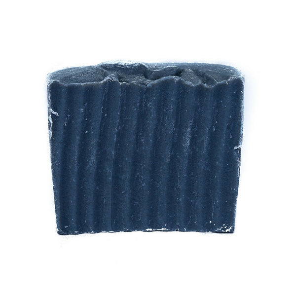 Resting Beach Face Dead Sea Mud Charcoal Vegan Facial Bar Soap