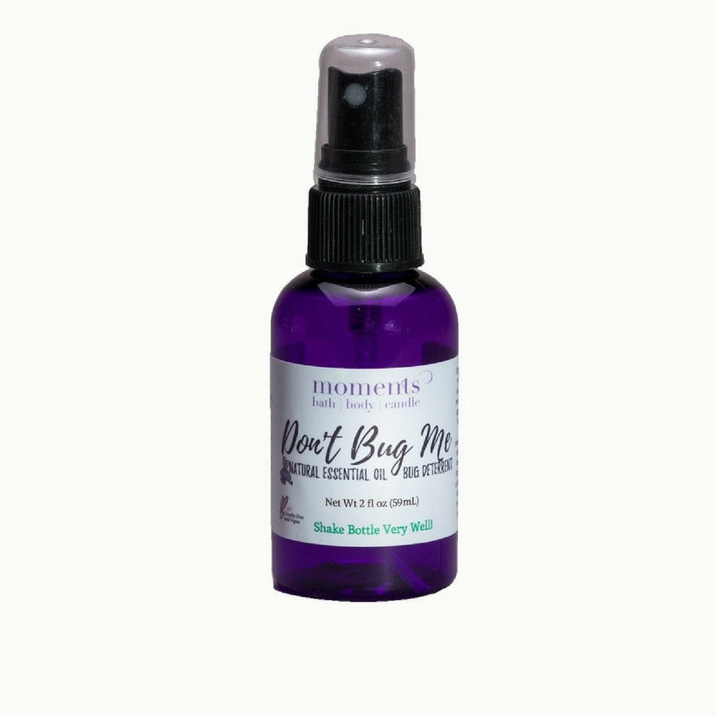 Aromatherapy - Don't Bug Me Bug Deterring Spray