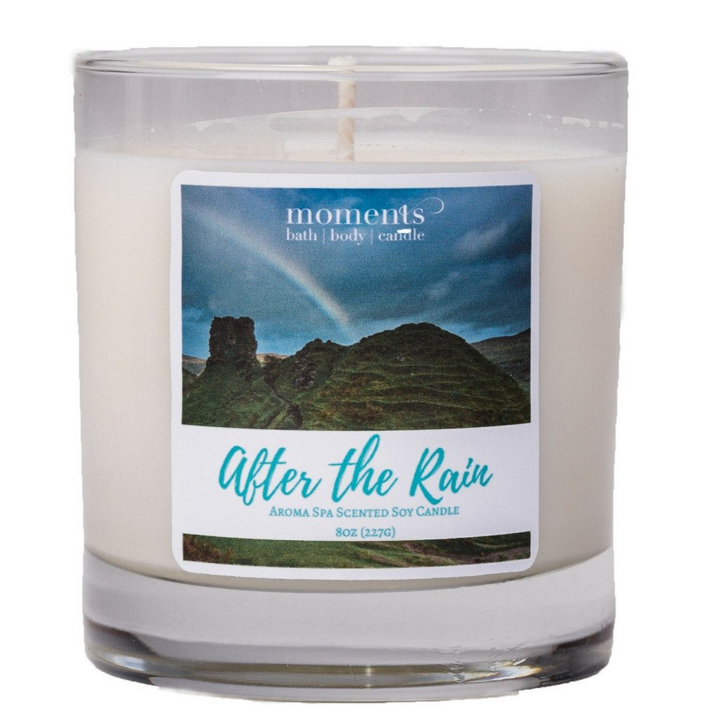 Candles - After The Rain Candle (Ozone, Mint, Citrus)