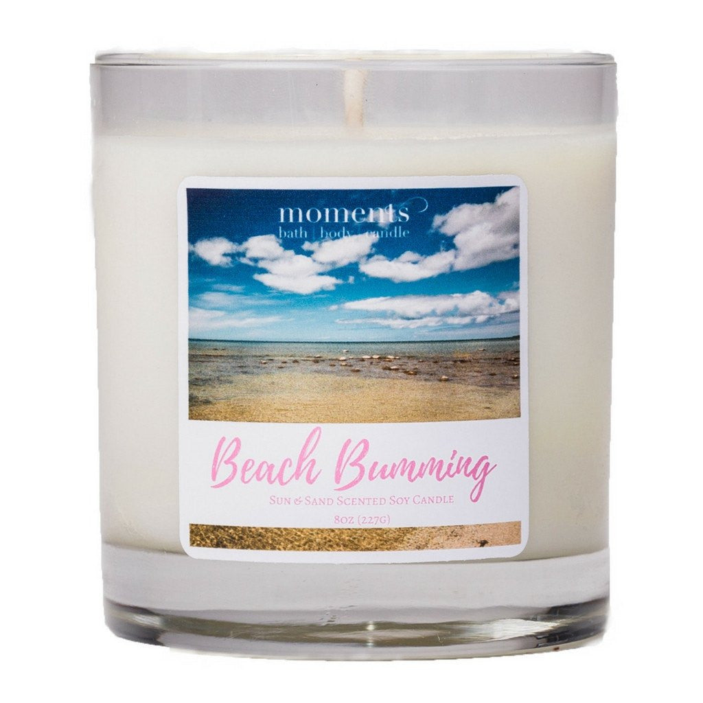 Candles - Beach Bumming Candle (Sun, Sand, & Summer)