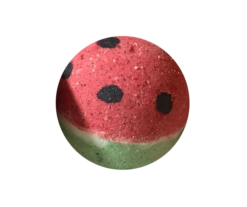 Watermelon Mondo Bath Bomb - Scents the Moment - Fruit Punch Scented
