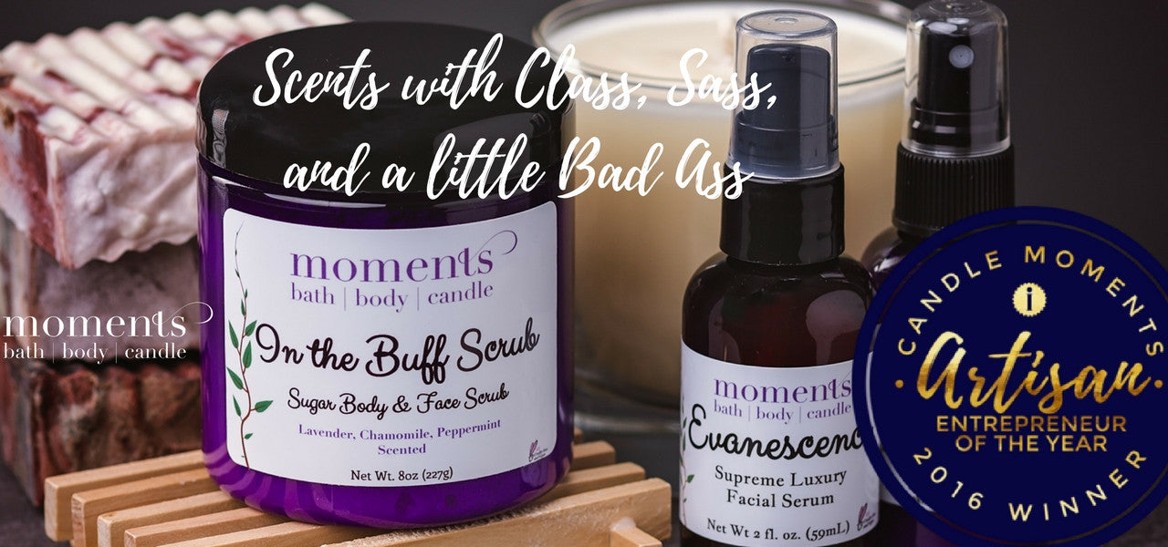 Bath, Body, and Candle Moments - Life's Moments, Perfectly Scented