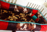 Pint Size Pony Express Custom Cowboy baby bedding set for your nursery
