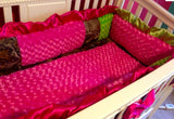Hunt like a girl baby bedding set for your nursery
