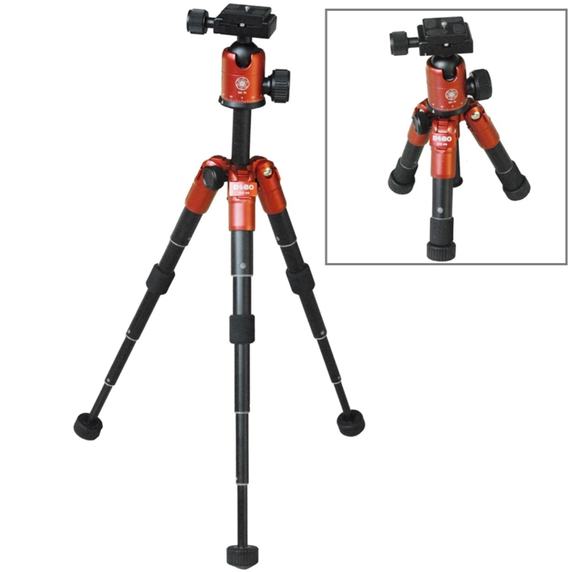 DEBO 5-Section Tripod