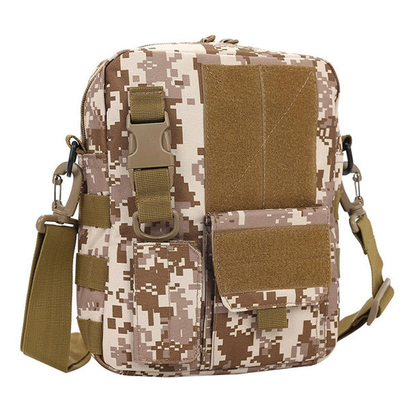 Unisex Tactical Messenger/Shoulder Bag