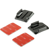 GoPro Replacement Curved Adhesive Mounts, With Genuine 3M Adhesive Backing