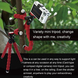 Flexible tripod for iPhone and digital camera, Perfect mini tripod for travel, Tripod flexible 360º