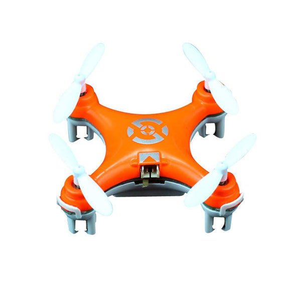 CX-10 Mini 29mm 4CH 2.4GHz 6-Axis Gyro LED RC Quadcopter
