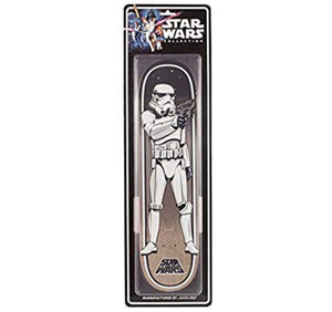 Star Wars Skateboard Deck STORMTROOPER Collectible Blister Packaging Santa Cruz